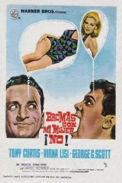 Poster Bromas con mi Mujer... No