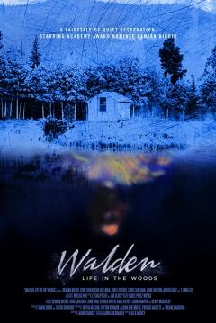 Poster Walden: La Vida en los Bosques