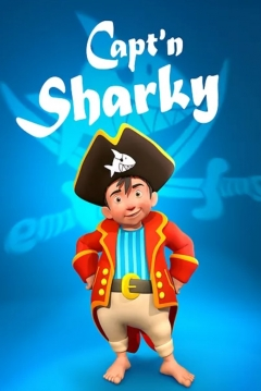 Poster Capt'n Sharky