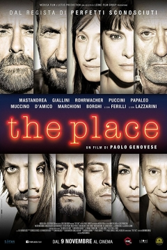 Poster The Place: El Precio de un Deseo