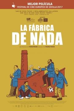 Poster La Fábrica de Nada