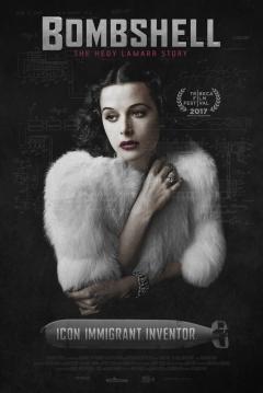 Poster Bombshell: La Historia de Hedy Lamarr