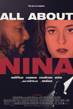 Poster All About Nina