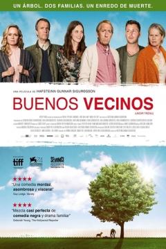 Poster Buenos Vecinos