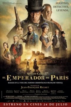 Ficha El Emperador de Paris