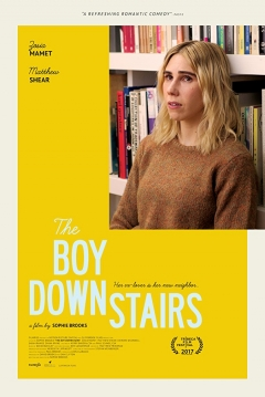 Poster The Boy Downstairs