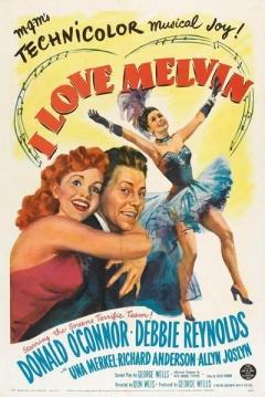 Poster I Love Melvin