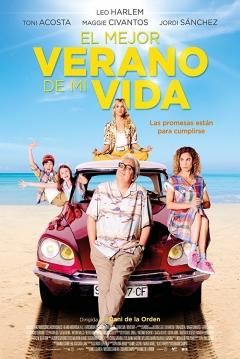 Poster El Mejor Verano De Mi Vida