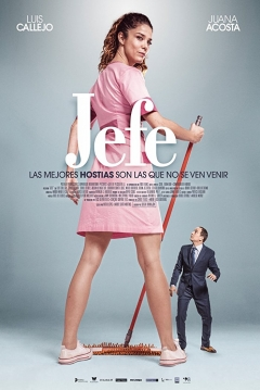 Poster Jefe