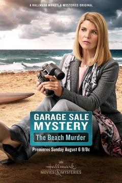 Poster Garage Sale Mystery: The Beach Murder