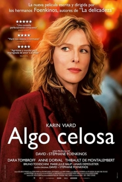 Poster Algo Celosa