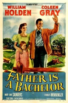 Poster Papá Es Soltero