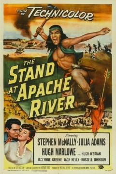 Poster Río Apache