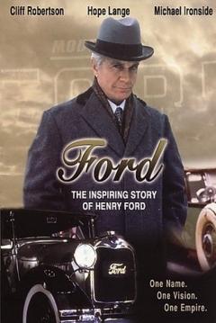 Poster Ford: El Hombre y la Máquina