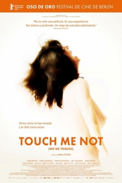 Poster No me toques (Touch Me Not)