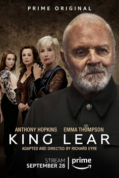 Poster King Lear