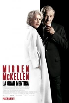 Poster La Gran Mentira