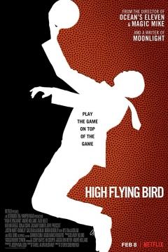Poster High Flying Bird