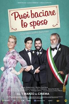 Poster Matrimonio Italiano