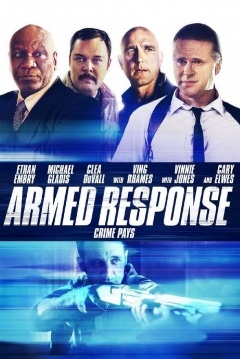 Poster Armed Response