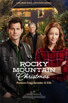 Poster Rocky Mountain Christmas