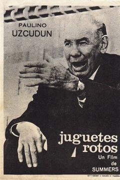 Poster Juguetes Rotos