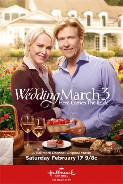Poster Wedding March 3: Here Comes the Bride