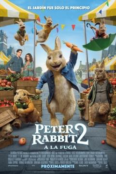 Poster Peter Rabbit 2: A la Fuga