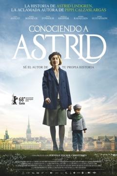 Poster Conociendo a Astrid