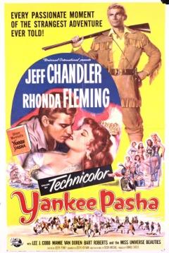 Poster Yankee Pasha