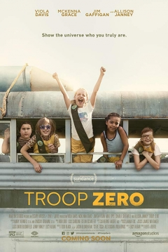 Poster Troupe Zero