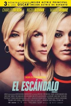 Poster El Escándalo