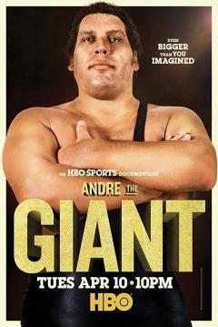 Poster Andre El Gigante