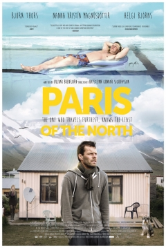 Poster Paris of the North