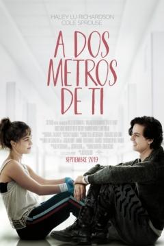 Poster A dos metros de ti