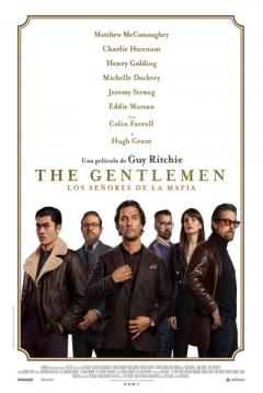 Poster The Gentlemen: Los Señores de la Mafia