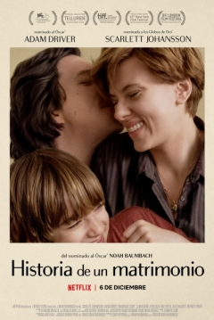 Poster Historia de un Matrimonio