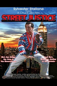 Poster Street Justice