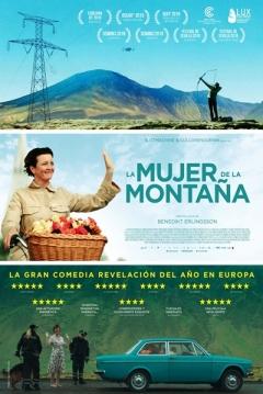 Poster La Mujer de la Montaña