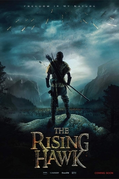 Poster The Rising Hawk