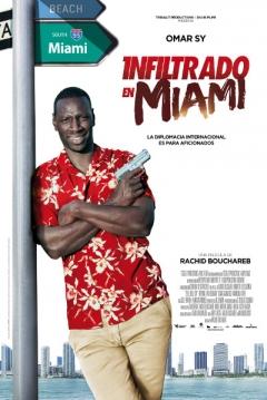 Poster Infiltrado en Miami