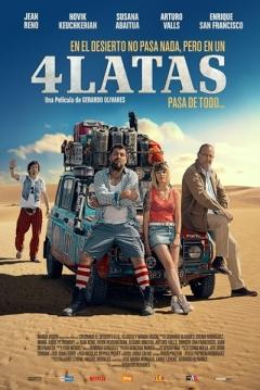 Poster 4 Latas