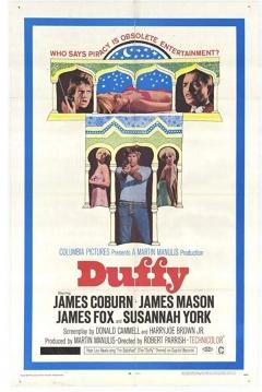 Poster Duffy, El Único