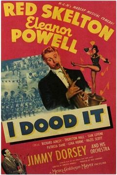 Poster I Dood It