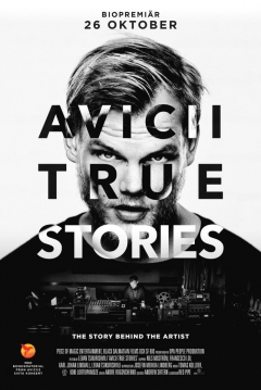 Poster Avicii: True Stories