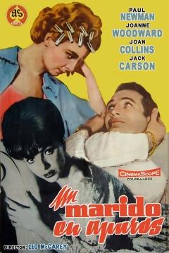 Poster Un Marido en Apuros