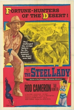 Poster The Steel Lady