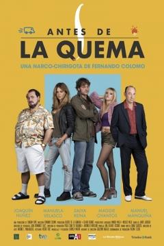 Poster Antes De La Quema
