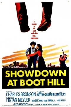 Poster Showdown At Boot Hill