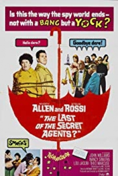Poster The Last of the Secret Agents?
